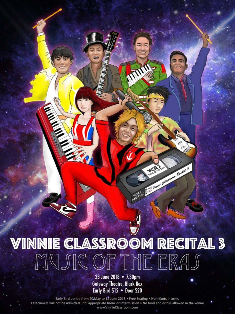 Vinnie Classroom Recital 3