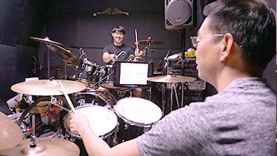 drum lesson singapore