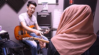 guitar lesson singapore