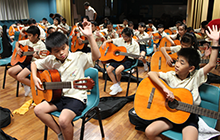 group guitar lesson singapore