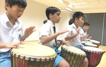djembe lesson singapore
