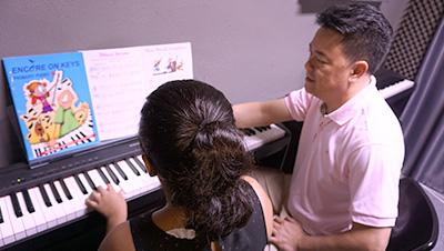 piano lesson singapore