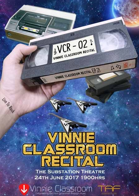 Vinnie Classroom Recital 2