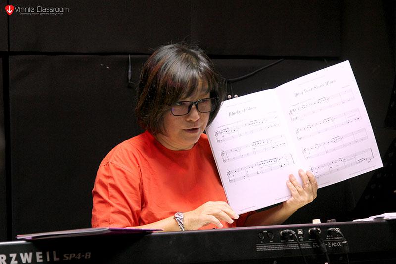 ANZCA Piano Asia Representative Ms. Audrey Chin
