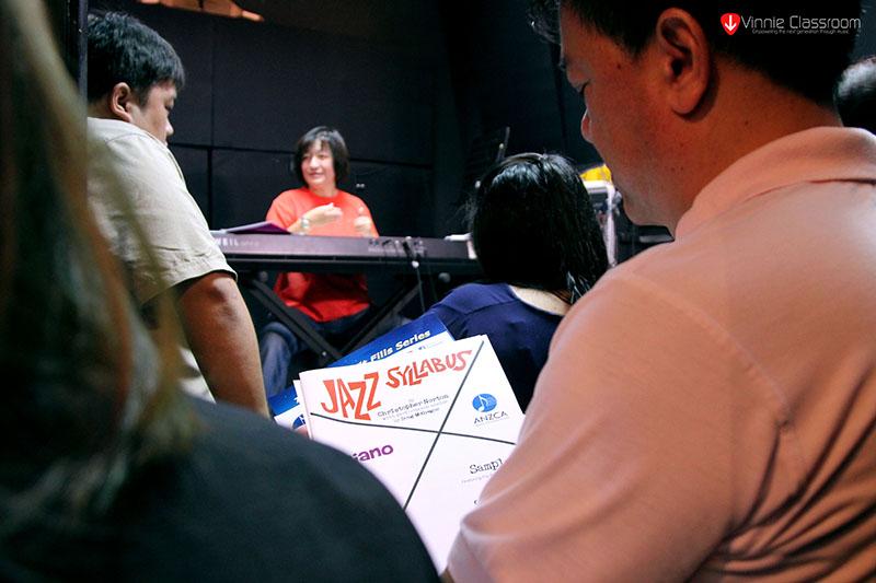 ANZCA Jazz Syllabus
