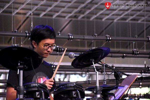 drum classes singapore