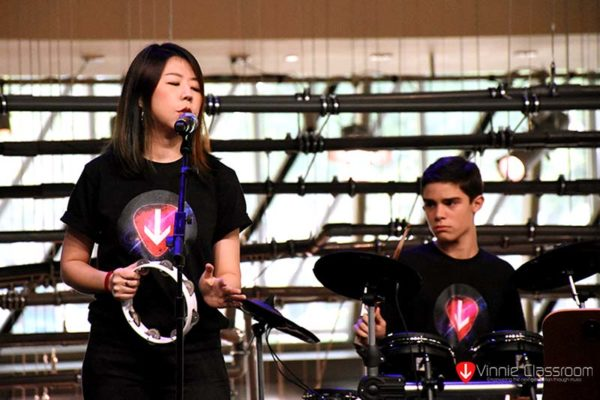 performance at esplanade