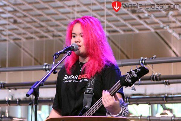 bass guitar lesson singapore