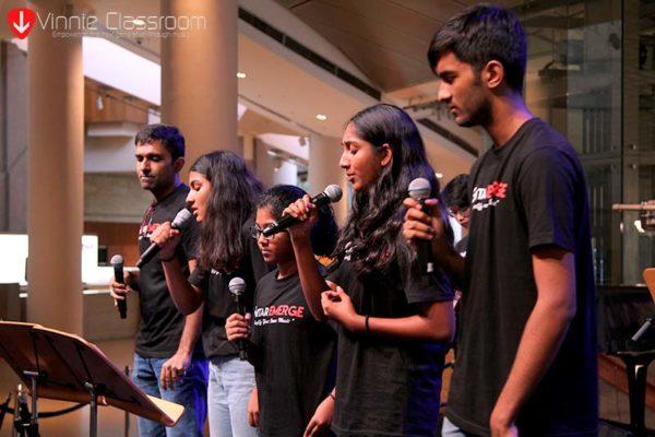 acapella singing singapore