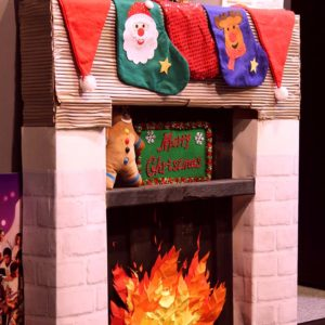 fireplace diy idea
