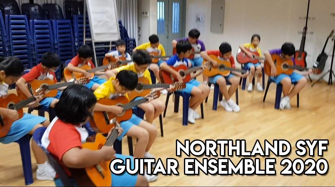 syf guitar ensemble 2020