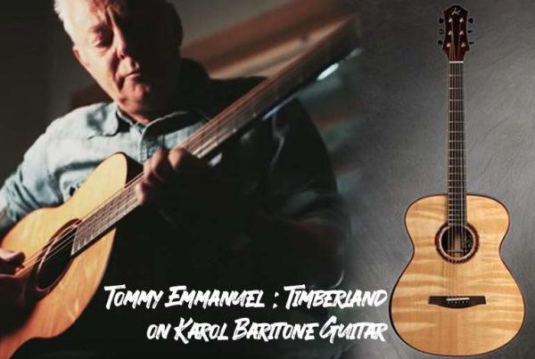 Tommy Emmanuel Baritone Guitar