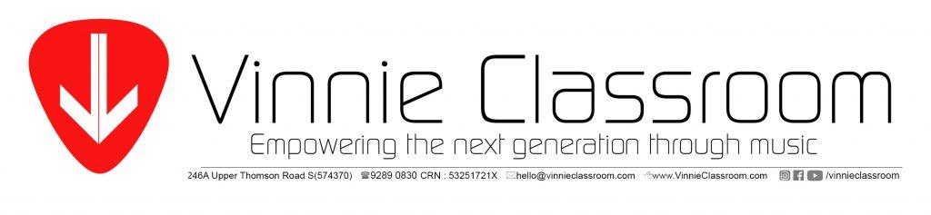 Vinnie Classroom Singapore