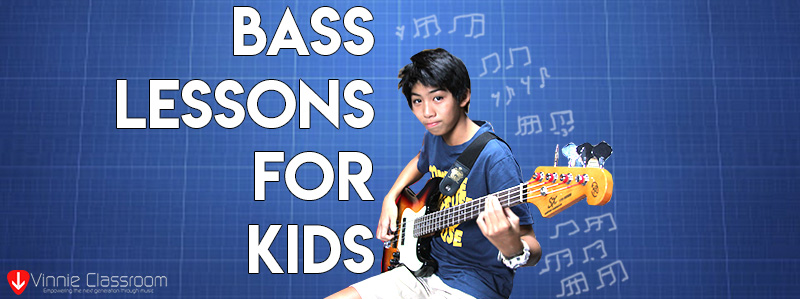 bass lessons for kids