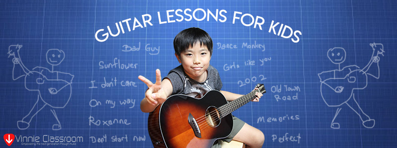 acoustic guitar lessons for kids