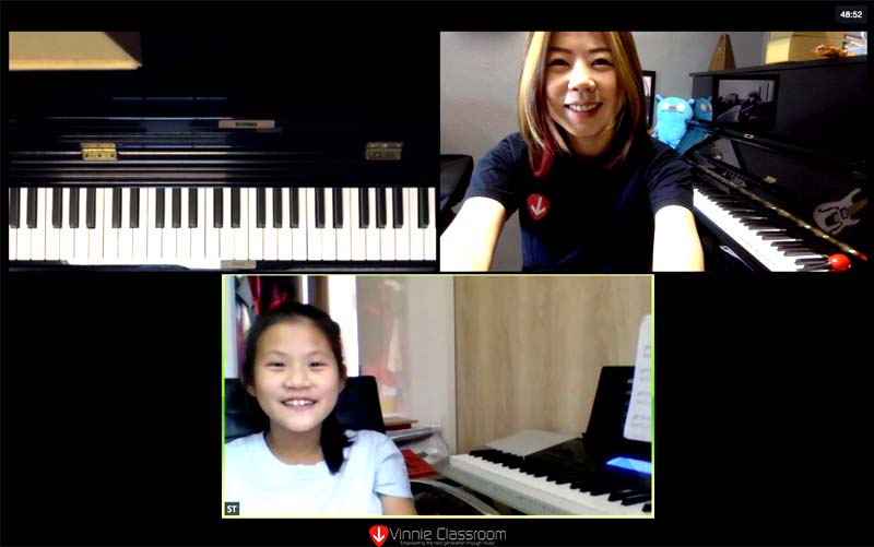 video call music lessons