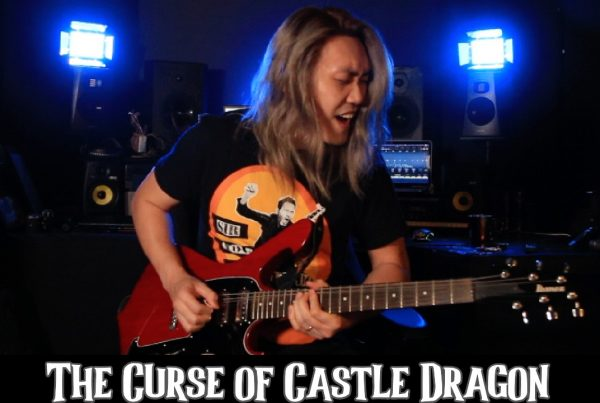 The curse of castle dragon