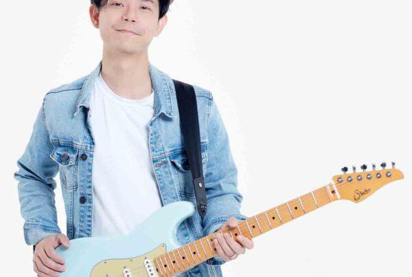 Guitarist Singapore
