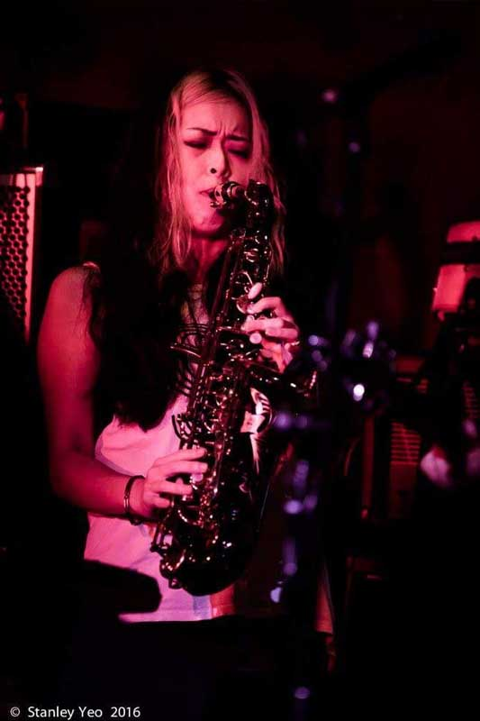 saxophone singapore